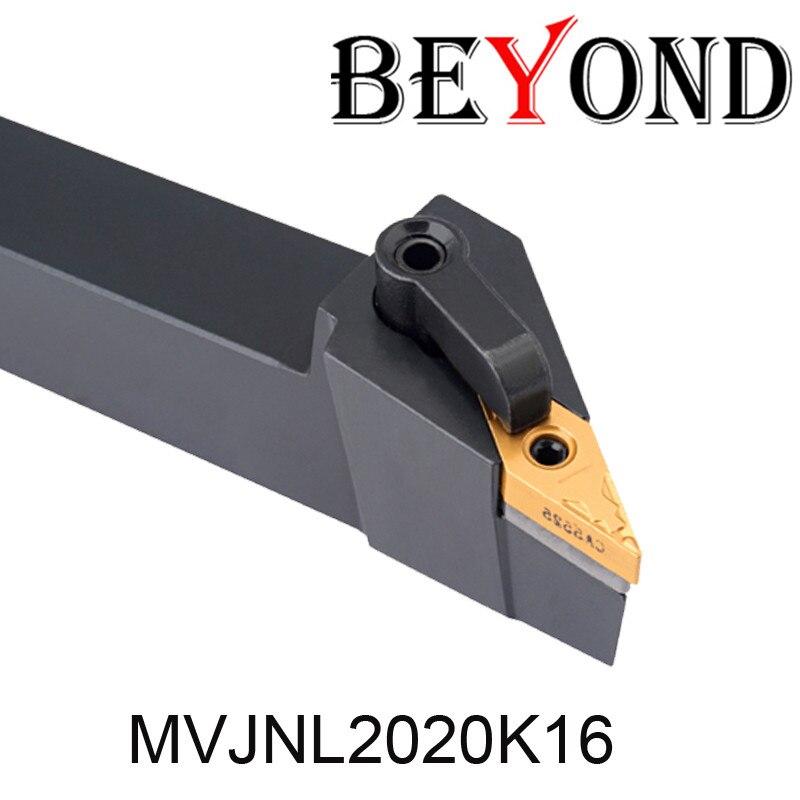 10pcs MVJNL2020K16 10pcs MVJNL 1616H16 10pcs MVJNL 2525M16