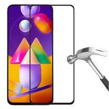 2 stück Voll Abdeckung Schutz Glas Für Samsung m31s m30 m31 Galaxy M 31 s M30s Telefon Display-schutzfolien Film samsung m 31 s Glas