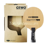 GEWO POWER CARBON Table Tennis Blade / Racket (OFF & OFF+) Original GEWO Carbon Ping Pong Bat / Paddle
