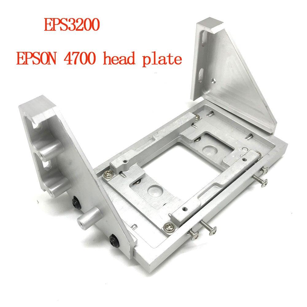 4720 יחיד ראש stand EPS3200 ראש ההדפסה בסיס מהיר תמונה/Xinkeda/הרכבה תמונה מכונה בסיס צלחת