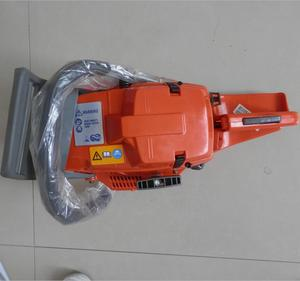 """Image 3 - 365 GASOLINE CHAINSAW W/ 18"""" GUIDE BAR & CHAIN PITCH 3/8 GAUGE 058 68 DRIVE LINKS 65CC 2 CYCLE HORSE POWER STRONG PETROL SAW"""