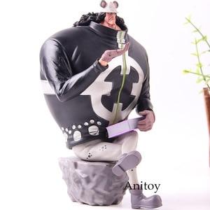 Creator X Creator One Piece Bartholemew Kuma Actions Figure PVC Collection Model Toys for Boys(China)