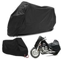 waterproof rain S/M/L/XL/XXL Motorcycle Sun Shade Dust Cover Waterproof Outdoor Rain Dust UV Scooter Motorbike Windscreen Protector (1)