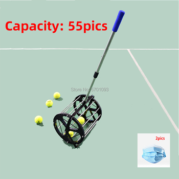 Factory direct sales automatic tennis ball picking machine