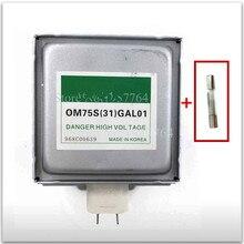Für Samsung Mikrowelle Magnetron OM75S(31)GAL01 Mikrowelle Teile senden whit sicherung