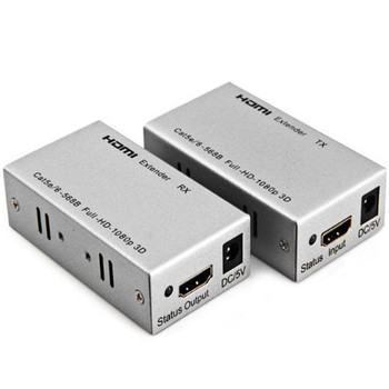 HDMI/RJ45 network cable extender network cable to HDMI high-definition network extender signal amplifier