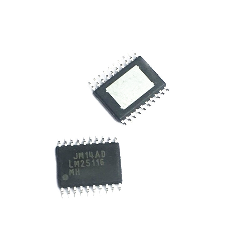 1pcs/lot LM25116MH LM25116 TSSOP-20 In Stock