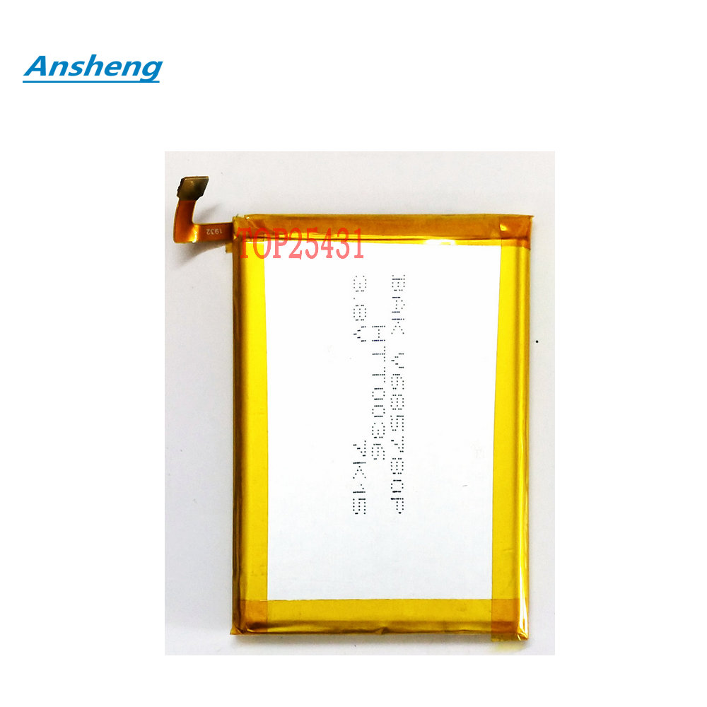 Ansheng High Quality 6200mAh battery for HOMTOM S99 Smart phone(China)
