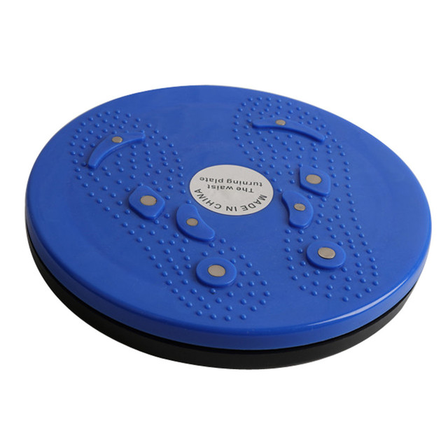Waist Twisting Disc Balance Board Fitness Equipment for Home Body Aerobic Rotating Sports Magnetic MassagePlate Exercise