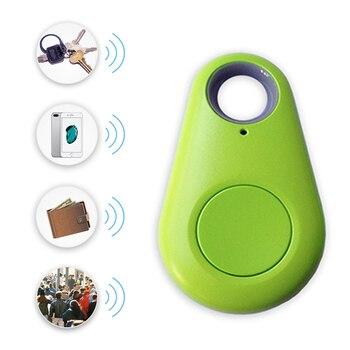 Pet Dog Cat Keys Wallet Bag Kids Trackers Finder Equipment Pets Smart Mini Bluetooth GPS Tracker Anti-Lost Tracer key finder - discount item  26% OFF IoT Devices