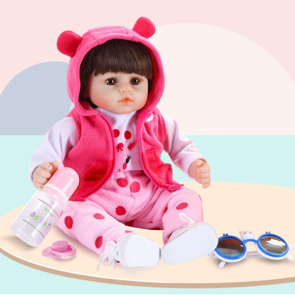 6pcs Reborn Baby Dolls Mini Lifelike Boy Handmade Newborn Baby Doll