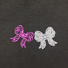 butterfly Knot Metal Cutting Dies Scrapbooking Photo Album DIY Embossing Craft Knife Mould Template Stencil Decoratieve