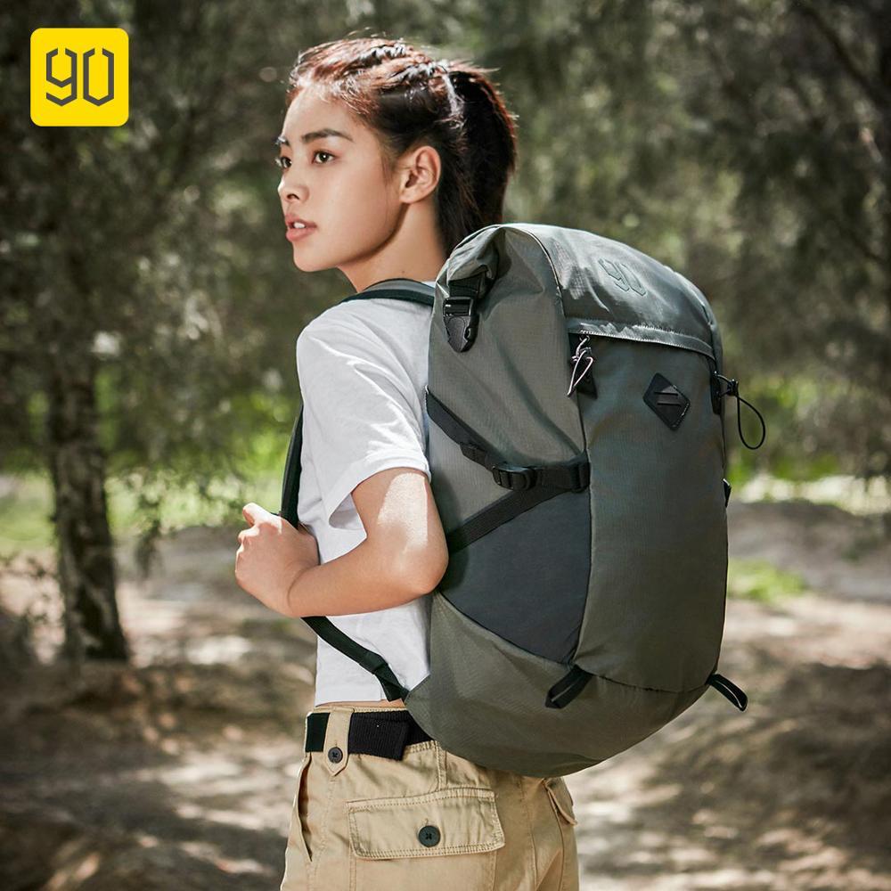 90Fun 25L Large Capacity Hike Outdoor Backpack For Men Women Multifuntion Waterproof Teenager Travel Mochilas