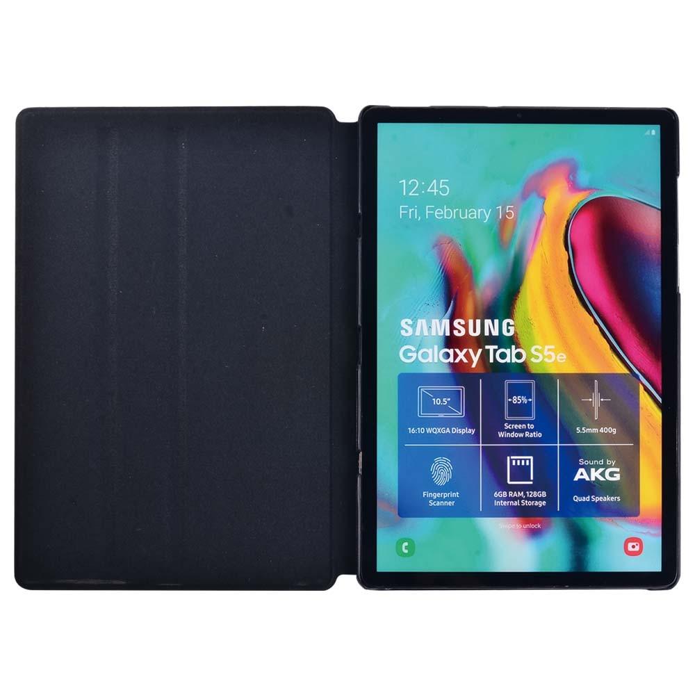 Складной чехол-подставка чехол для планшета Samsung Galaxy Tab A A6 7,0 10,1 дюймов/A 9,7 10,1 10,5 Inch/Tab E 9,6 дюйма/Tab S5e 10,5 дюймов + подставка для ручек-2