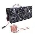 12 48V 2500W ZVS électronique bricolage Module plaque bobine Induction chauffage Durable basse tension Flyback pilote haute fréquence carte PCB