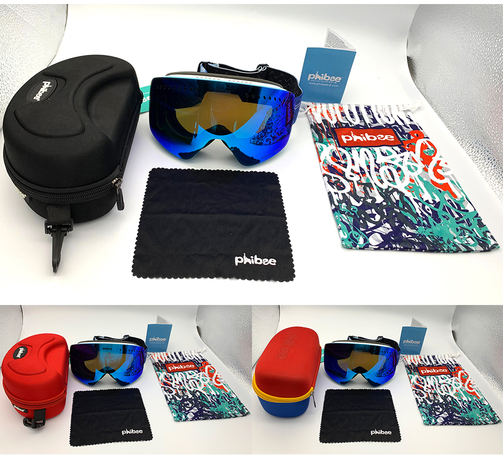 glasses for skiing