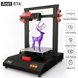 Vendita calda Competitivi Anet A6 A8 3D Stampante Reprap Prusa i3 di Alta Precisione FAI DA TE 3D Kit Stampante Con Micro SD carta di Connettore USB