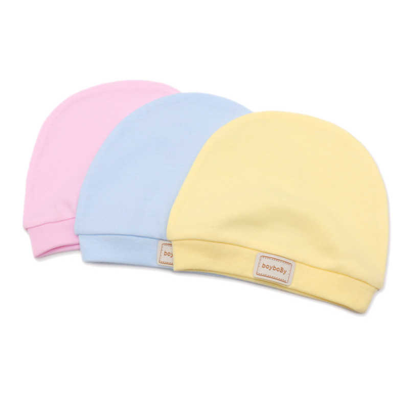 לשימוש חוזר חמוד ילדים כובע כובע עם ליקוק סוכריות מוצק בני 2colors בימס כובעי כותנה נולד תינוק ליקוק