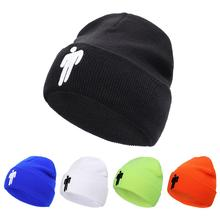 цены на Beanies New Solid Knitted Hat Hip Pop Fashion Caps Winter Thick Warm Soft Trendy Hats Simple For Men And Women Wool Casual Caps  в интернет-магазинах