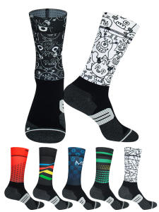 SBike Socks Bicycle-C...