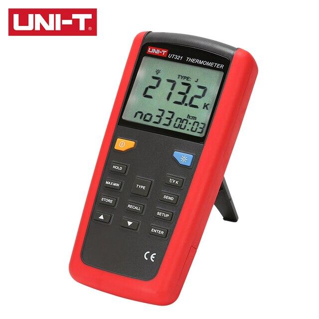 Контактный двухканальный термометр контактного типа,  5