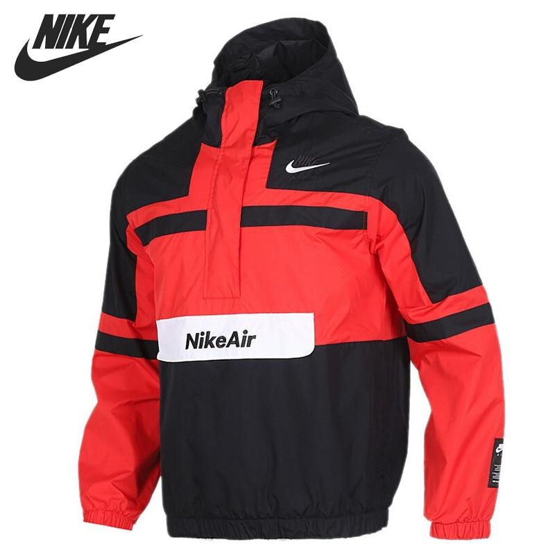 La selva amazónica Instruir Repegar  Original New Arrival NIKE M NSW NIKE AIR JKT WVN Men's Jacket Hooded  Sportswear|Running Jackets| - AliExpress