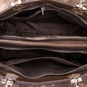 Image 5 - Johnature Retro Handmade Genuine Leather Luxury Handbags Women Bags Designer 2020 New Large Capacity Shoulder & Crossbody Bags
