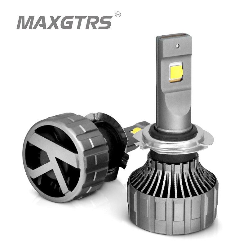 2x H7 LED Bulb H4 HB2 9003 H8 H9 H11 HB3 9005 HB4 9006 H1 Car LED Headlights XHP50 Chip Lamp Light 90W 12000LM Headlamp