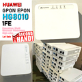 8/10/25 шт. высокое соотношение цена/качество HUAWEI HG8010 1FE GPON терминал ONU Huawei ont FTTH fiberhome секундной стрелки модем английский язык ONT