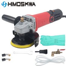210V~240V 900W Variable Speed Water Mill Portable Water Filled Grinding Machine Electric Stone Hand Wet Polisher Grinder