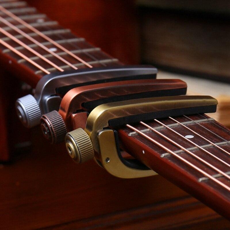 Acoustic Classic Guitar Capo Aluminum Alloy Metal Guiar Accessories Guitar Capo Guitar Parts