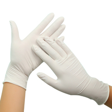 Home Use Disposable Nitrile Gloves, Non-Toxic, Food Safe, Allergy Free for Beauty Household Medical Industrial