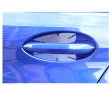 Lsrtw2017 TPU Car Door Handle Bowl Film Protective Sticker for BMW 3 Series G20 320 325 330 335 2020