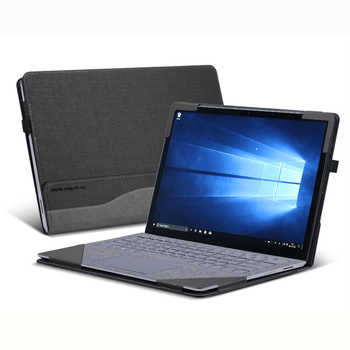 """New Creative Design Case Only For Hp Spectre X360 13.3\"""" Laptop Sleeve Case PU Leather Protective Cover Gift - DISCOUNT ITEM  16 OFF Computer & Office"""