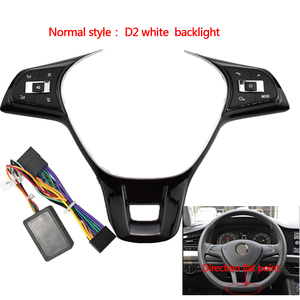 Image 5 - For VW MK6 Golf 7 Jetta Polo Modified multifunction steering wheel control button switch volume button audio switch button