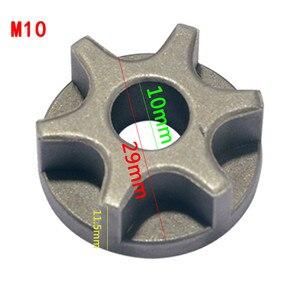 Image 2 - M10/M14/M16 チェーンソー 100 115 125 150 180 交換ギアさまざまな角度工具チェーンソーブラケット木工