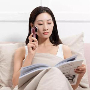 Image 4 - Youpin AMIRO przyrząd kosmetyczny Ion głębokie czyszczenie twarzy EMS mikro prąd podnoszenia zaostrzenie skóra twarzy masaż urządzenie do pielęgnacji skóry