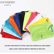 custom logo print polo shirt 100% polyester dry fit