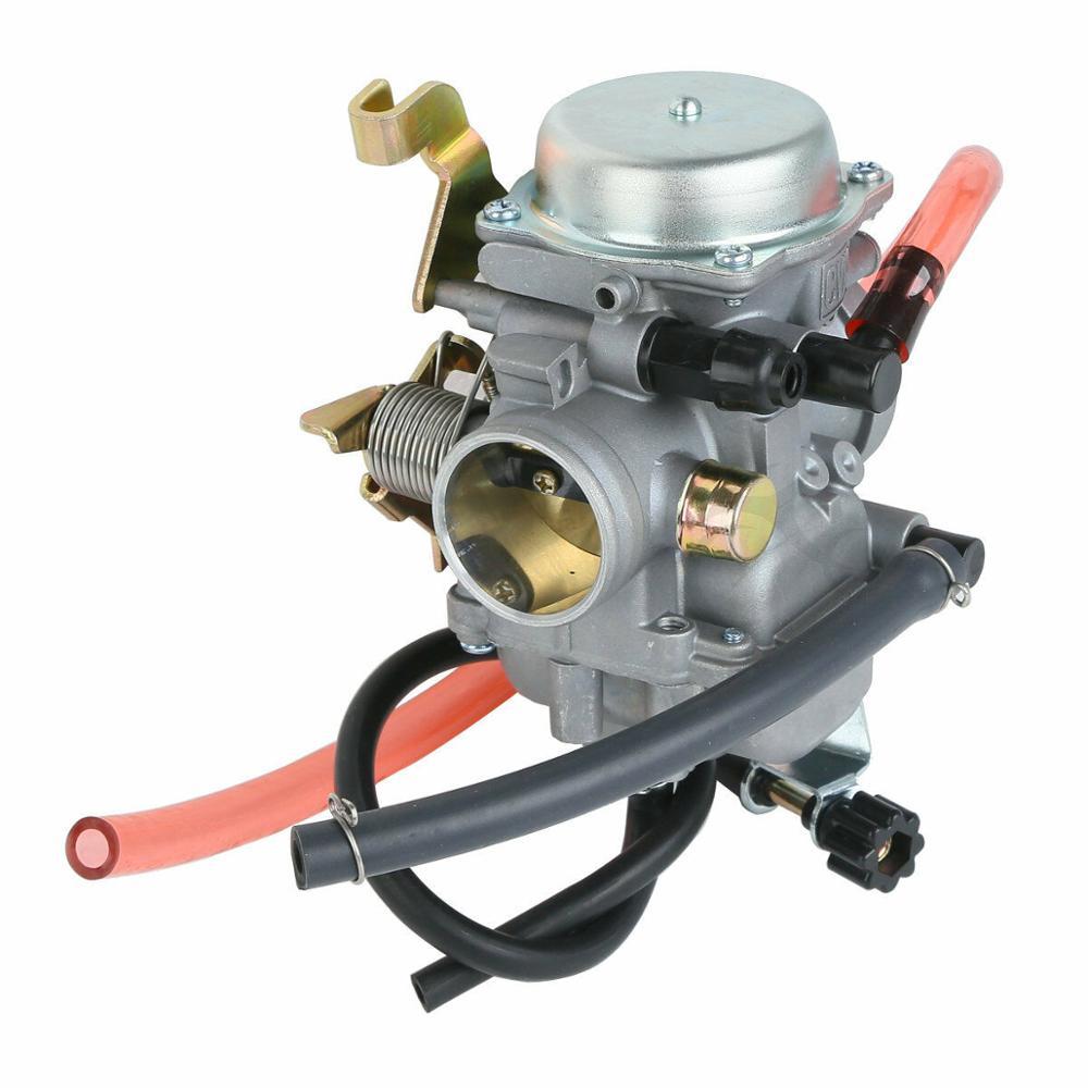 Kawasaki Bayou 300 Carburetor KLF300B KLF300C 1988-2004 4 Stroke ATVs