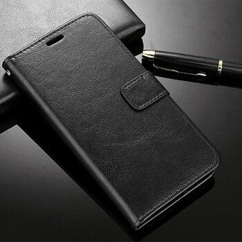 Cuero cartera Flip caso de Huawei Nova 3 3i P30 P20 Pro P10 P9 P8 Lite mini 2017 Mate 30 10 20 Honor 7S 7X 7A 7C 8 9 10 Lite