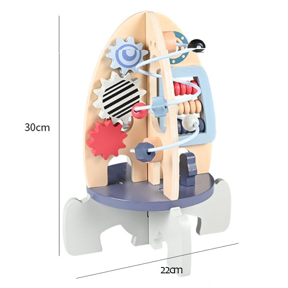 brinquedo educacional para criancas pequenas de pais filhotes 05
