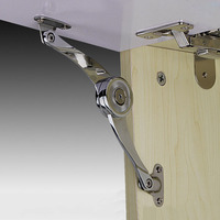 Furniture Cabinet Cupboard Door Close Gas Lift Up Stay Support Hinge Damper|Cabinet Hinges|   -