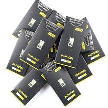 Wholesale 50pcs PnP Coils Mesh Coil VM5 0.2ohm PnP VM4 0.6ohm  VM1 0.3ohm For Vinci X Vinci Air Vaporizer Drag X Drag S