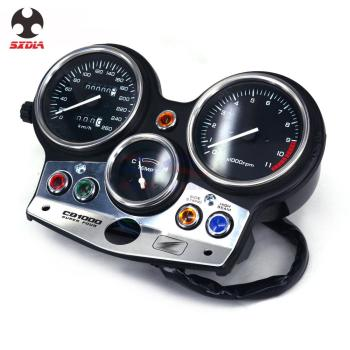 Motorcycle Speed Meter Speedometer Odometer Tachometer Gauges For HONDA CB1000 CB 1000 1994 1995 1996 1997 1998 260version image