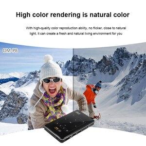 4K проектор Мини Wifi Android проектор Full HD 1080P Bluetooth светодиодный видео кинотеатр для домашний мультимедийный проектор PR47004
