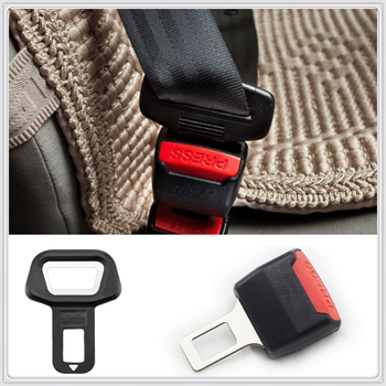 Car Seat Belt Clip Extender Safety Buckle Bottle Openers for BMW EfficientDynamics 335d M1 M-Zero 545i 530xi X2 X3 M5 M2 image