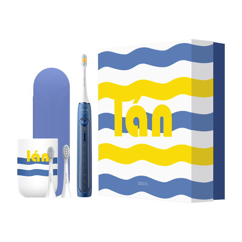 Xiaomi Mijia Upgraded Soocas X5 Sonic Electric Tooth brush Adult Water proof Ultrasonic automatic Tooth brush USB Rechargeable