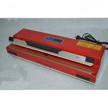 Impulse-Sealer Heat-Seal-Machine Manual PVC Plastic Film 220V Vacuum-Bag Shrink Poly