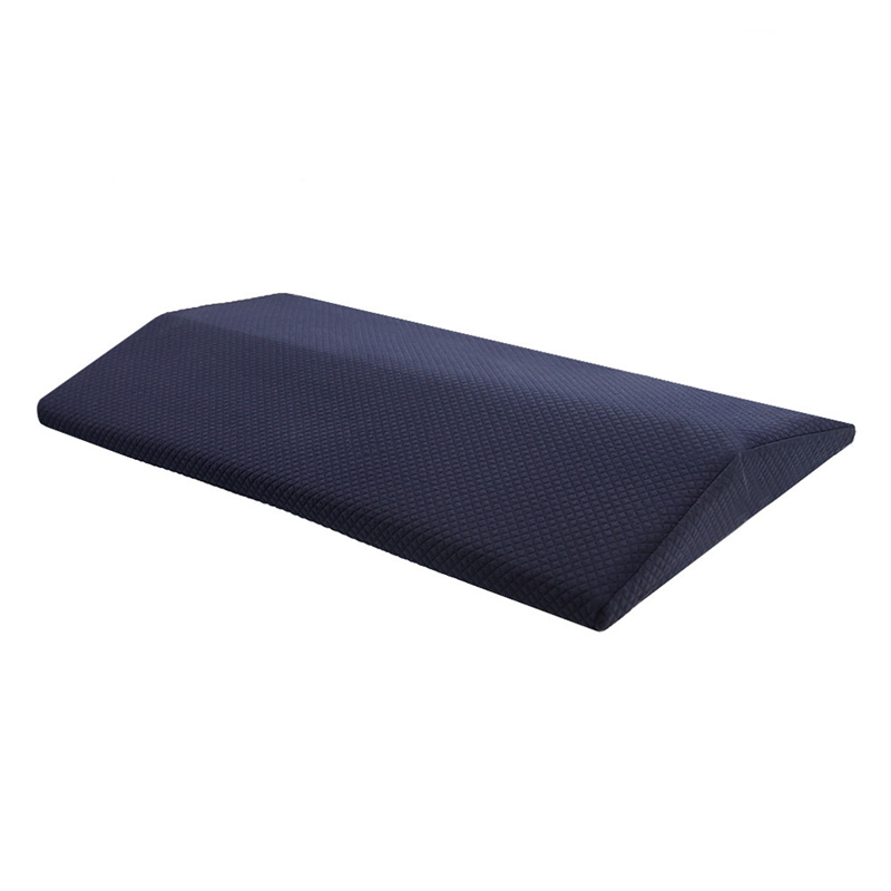 Slow Back Rebound Memory Foam Cotton Lumbar Cushion Pregnant Women Bed Pillow To Relieve Nerve Joint Pain Pillow