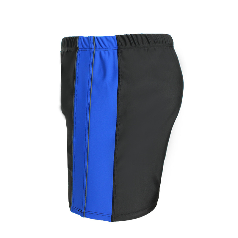 BOY'S Swimming Trunks Industry Swimming Trunks Waterproof Loose-Fit Men Short Comfortable-Bathing Suit Tight Sexy Swimming Trunk